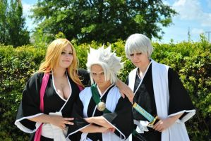 The Gang ( Bleach ) by CeruleanTwin