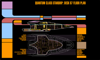 LCARS DECK PLAN DECK 7 USS SWIFTWIND by S0LARBABY
