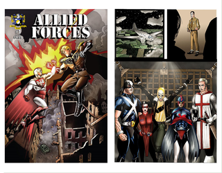 Allied Forces Proj. Jan. 2011 by NormanWong