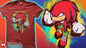 And Knuckles by TchukDesigns