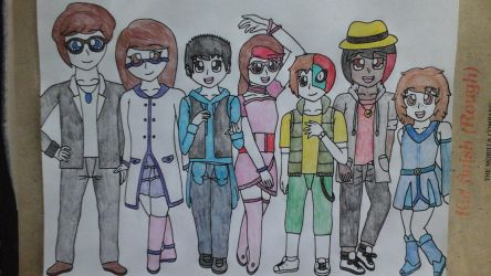 Idol Smule Group by Pachigirl1