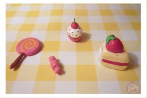 Cute Little Sweets by Annortha