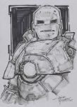 M.I.A Iron Man by KidNotorious