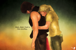 The Walking Dead : Daryl And Beth by DenisseSelene