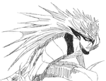 Grimmjow Released. by Scooz87