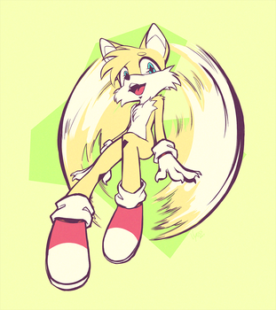 tails by V-y-r-i-s-s