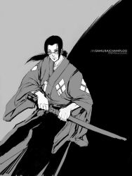 Jin from Samurai Champloo ver2 by NgBoy