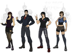The Guyver PD: Hosts WIP by Guyver89