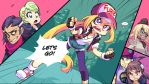 Don't miss Console Girl! by Rafchu