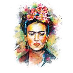 Frida Kahlo by Design-By-Humans