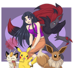 Pokemon Trainer For Fun 10 by TheEnchantedPhi