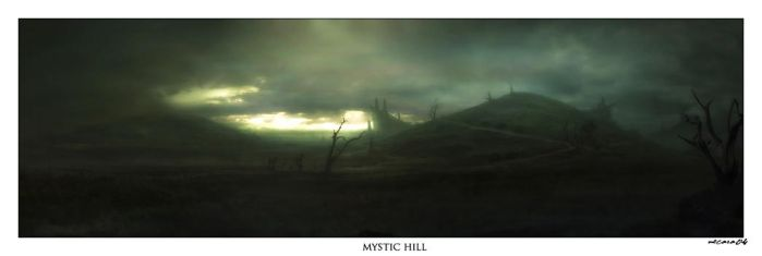 Mystic Hill by Nocturnal-Shadows