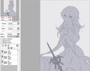 Commission -WIP by Fhilippe124