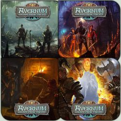Avernum: Escape From the Pit by creidiki