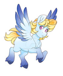 Pony Adopt - Luster Dust :SOLD: by Twisted-Sketch
