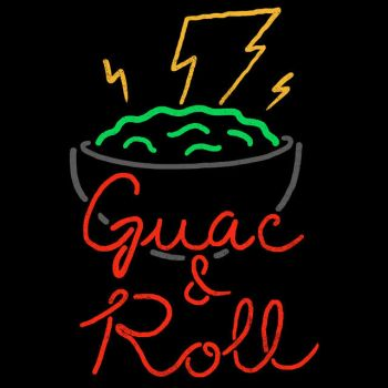 Guac and Roll by HillaryWhiteRabbit