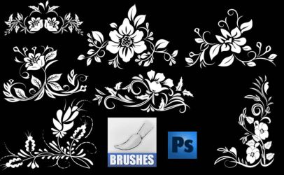 brushes 2573274 by roula33