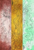 .Oc. Bookmarks by Linelana