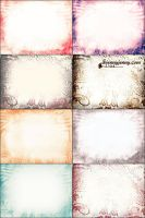 Free Vintage Composite Textures by ibjennyjenny
