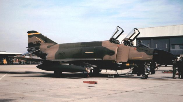 F-4D in 'Wraparound' No. 4 by F16CrewChief