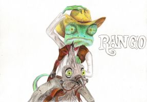 Rango by IcelectricSpyro
