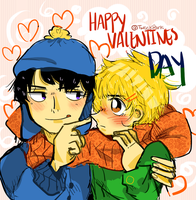 Happy V Day by TweekPark