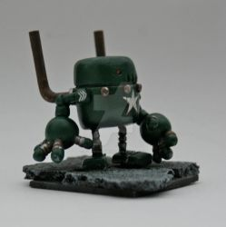 Sarge Minibot by SpaceCowSmith