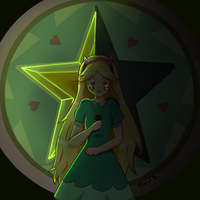 (REPOST) Star vs the forces of evil - Wand by FernandaSailor