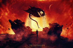 The Gatekeeper by elphadora