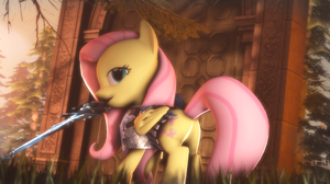 Flutter Knight by Akita4ce
