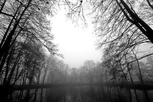 mystic lake by augenweide