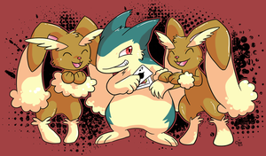 My Own Typhlosion