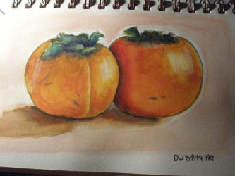 Persimmon by DYW14