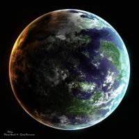 Planet Stock 4 by Bareck