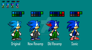 Zack Revamp [NEW] by SonicDBZFan4125