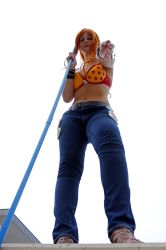 Nami Punk Hazard One Piece Cosplay by Lucy-chan90