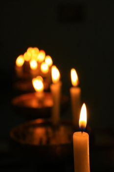 Candles by Shutong