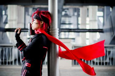 Lavi, D.Gray Man by fritzfusion