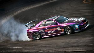 Drift Skyline by RedlineHeart