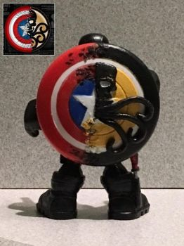 Marvel Custom (CPT H.Y.D.R.A) II by 2count