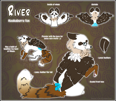 : River Reference Sheet : by The-F0X