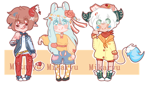 Set price adopts !! ( Open Price lowered !) by mikaryu