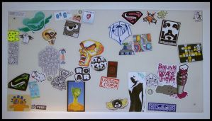 stickers gallery by juroo