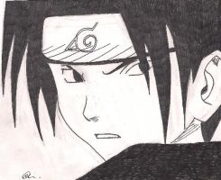 Sasuke by Cheese-Thingy