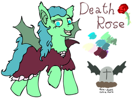 OC - Death Rose by baratus93
