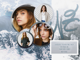 Barbara Palvin, png pack. by larriereligion