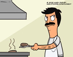 Toons These Days: Bob's Burgers by Doodley