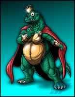 King K. Rool by AlmightyRayzilla
