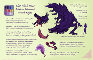 an obnoxiously text-heavy ref sheet by VCR-WOLFE
