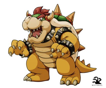 Bowser by landuo